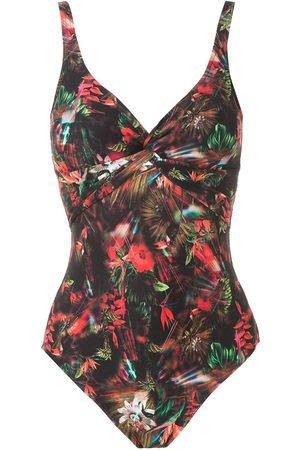 Lygia & Nanny Adriano printed swimsuit - Multicolour