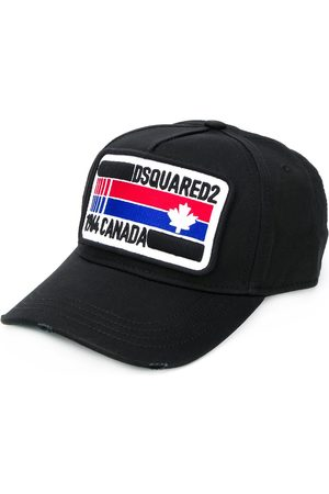 Dsquared2 Flag patch baseball cap
