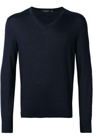 Ermenegildo Zegna Men Sweatshirts - V-neck sweater