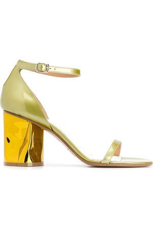 Maison Margiela Women Sandals - Bent heeled sandals