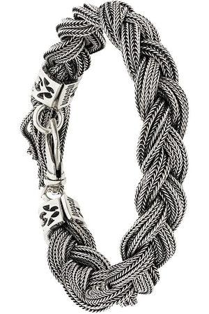 EMANUELE BICOCCHI Bracelets - Woven chain bracelet