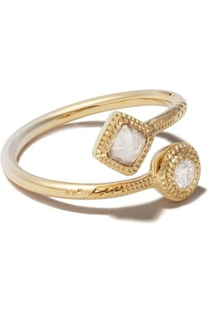 De Beers Jewellers Women Rings - 18kt Talisman diamond ring
