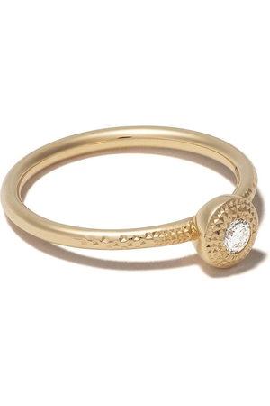 De Beers Jewellers Women Rings - 18kt Talisman round brilliant diamond ring