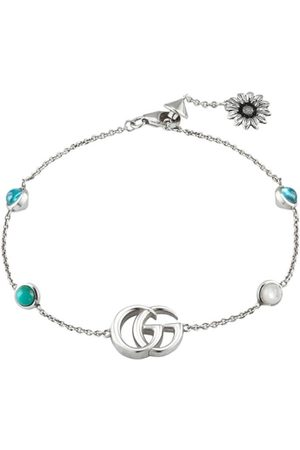 Gucci Women Bracelets - Double G flower bracelet
