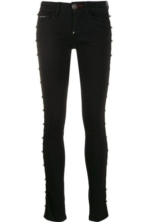 Philipp Plein Slim fit stars jeans