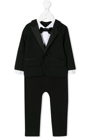 Dsquared2 Baby Rompers - Tuxedo romper