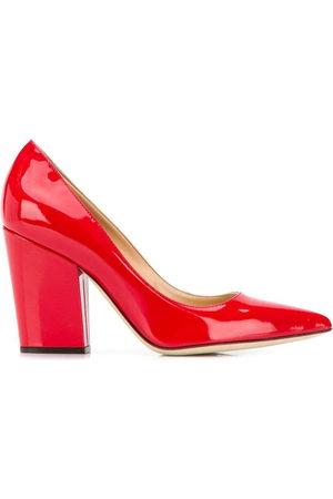 Sergio Rossi Block heel pumps