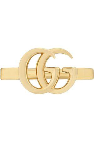 Gucci 18kt yellow gold GG Running ring - 8000