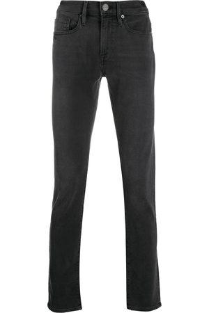 Frame Men Skinny - Mid-rise skinny jeans - Grey