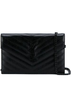 Saint Laurent Women Wallets - Envelope chain wallet