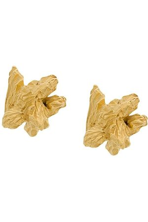 NIZA HUANG Women Earrings - Under Earth irregular earrings - Metallic