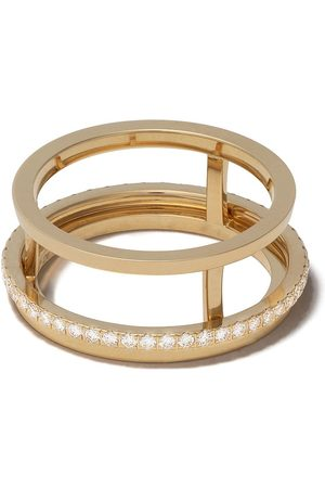 De Beers Jewellers 18kt The Horizon diamond ring