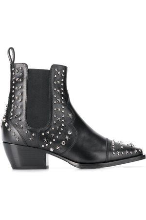 Philipp Plein Women Cowboy Boots - Low cowboy boots