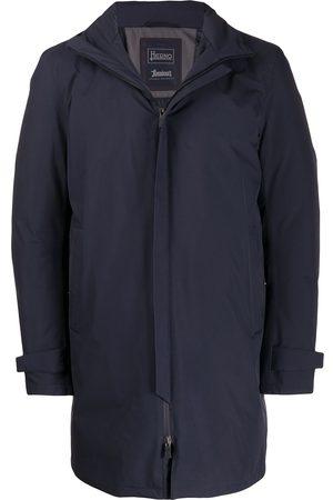 HERNO Hooded parka coat
