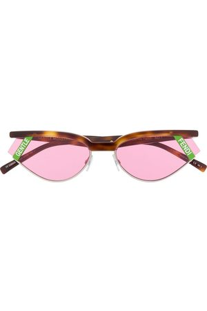 Fendi Sunglasses - Tortoise shell cat eye sunglasses