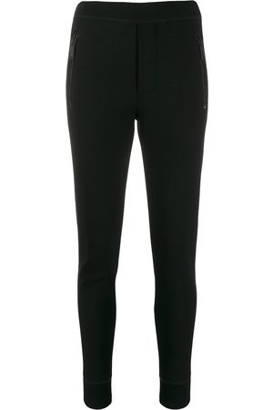 Dsquared2 Slim high-waist trousers
