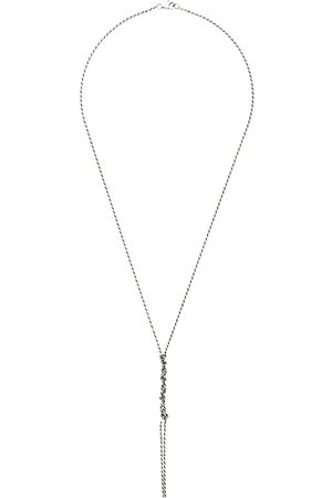 EMANUELE BICOCCHI Crochet chain necklace
