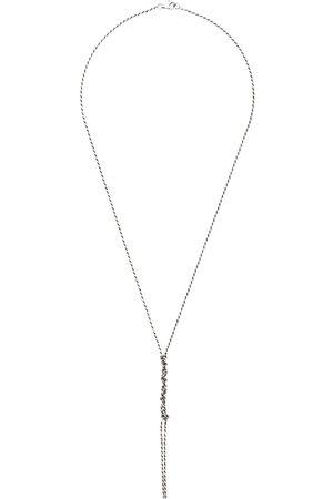 EMANUELE BICOCCHI Crochet chain necklace