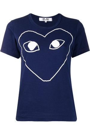 Comme des Garçons Front print t-shirt