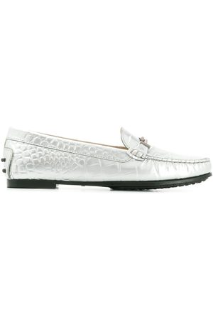 Tod's Women Loafers - City Gommino driving shoes