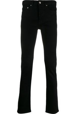 Sandro Slim-fit stretch-cotton jeans
