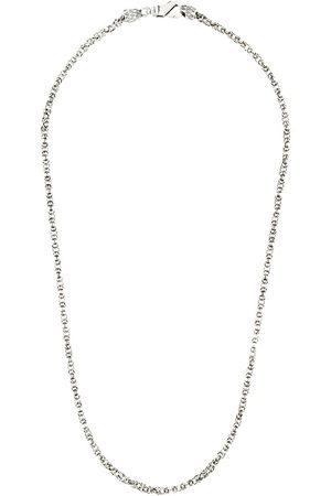 EMANUELE BICOCCHI Byzantine chain necklace