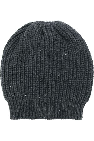 Brunello Cucinelli Chunky knit beanie