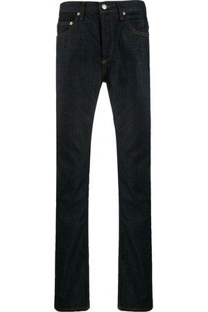 Sandro Slim-fit raw jeans