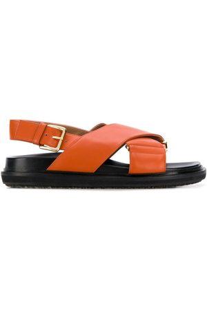 Marni Women Sandals - Buckle strap sandals