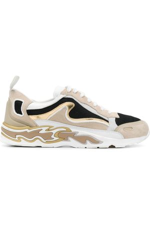 Sandro Women Sneakers - Flame Sneakers - Neutrals