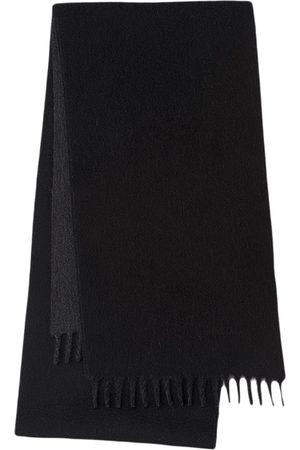 Prada Dual-tone cashmere scarf - Grey