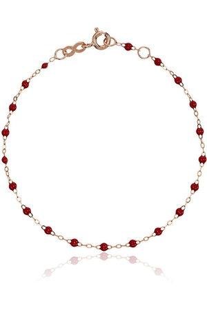 GIGI CLOZEAU 18k rose gold Classic Gigi beaded bracelet
