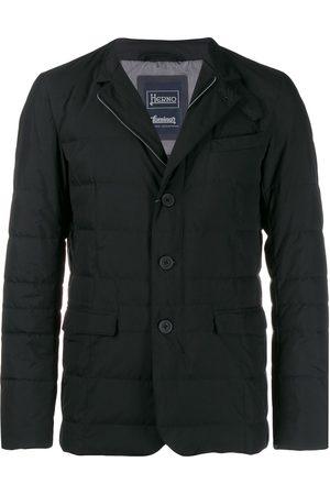 HERNO Men Puffer Jackets - Blazer style padded jacket