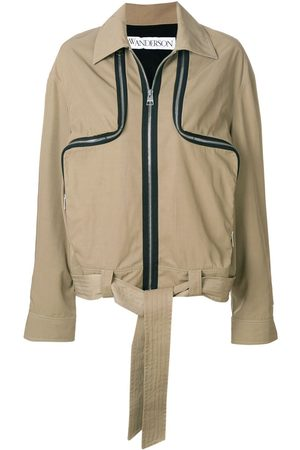 J.W.Anderson Cumin two-way zipper utility jacket