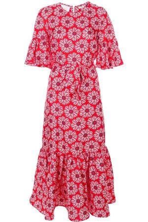 La DoubleJ Women Casual Dresses - Curly Swing patterned dress