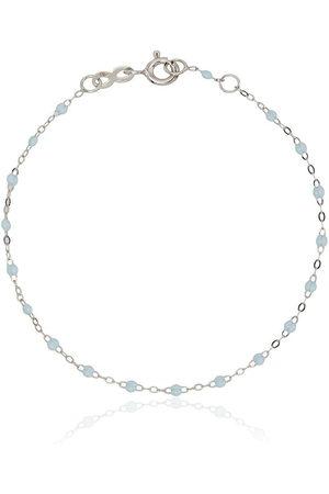 GIGI CLOZEAU 18k white gold Classic Gigi baby bracelet