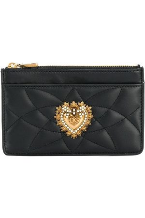 Dolce & Gabbana Women Wallets - Devotion card holder