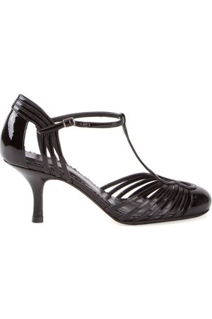 Sarah Chofakian Women Heels - Strappy pumps