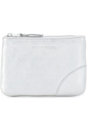 Comme des Garçons Wallets - Top zip wallet - Metallic