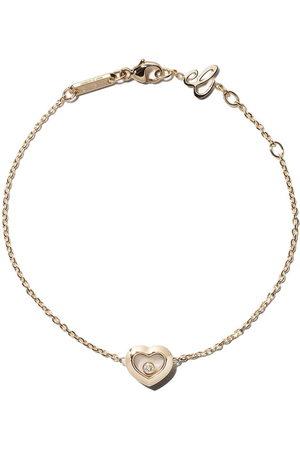 Chopard 18kt Happy Diamonds Icons bracelet
