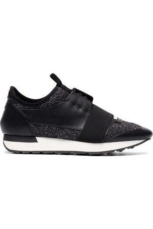 Balenciaga Glitter race runner sneakers