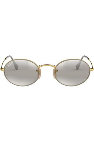Ray-Ban Sunglasses - RB3547 oval sunglasses