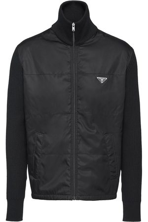 Prada Wool and nylon jacket