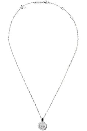 Chopard 18kt Happy Diamond Icons pendant necklace
