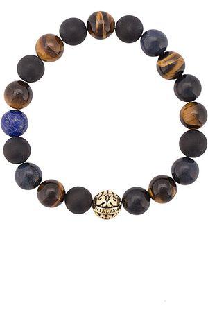 Nialaya Men Bracelets - Beaded bracelet
