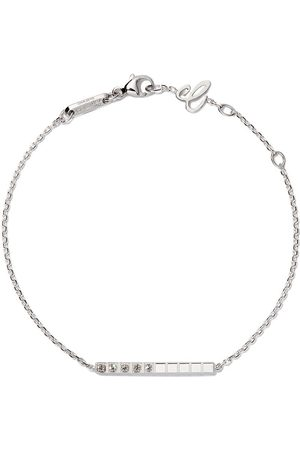 Chopard 18kt Ice Cube Pure diamond bracelet - FAIRMINED