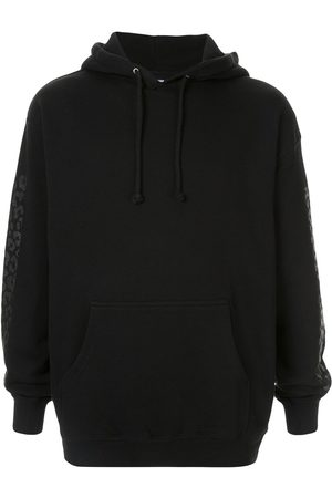 Keiser Clark Men Hoodies - Leopard print hoodie