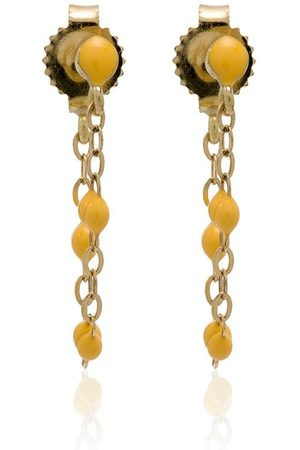 GIGI CLOZEAU 18kt gold Classic Gigi beaded earrings