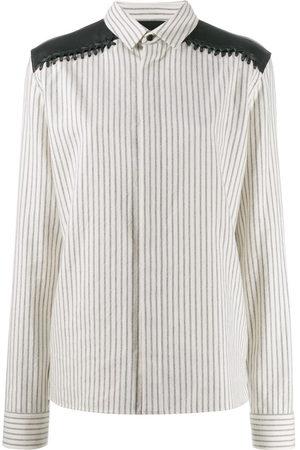Haider Ackermann Women Long sleeves - Long sleeve striped shirt
