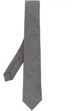 Brunello Cucinelli Men Bow Ties - Classic tie - Grey